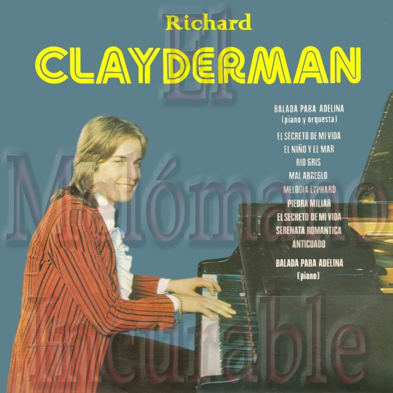 richard clayderman copia