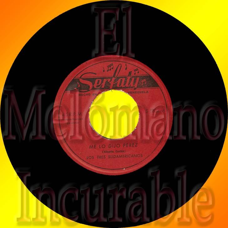 LOS 3 SUDAMERICANOS 45 RPM copia