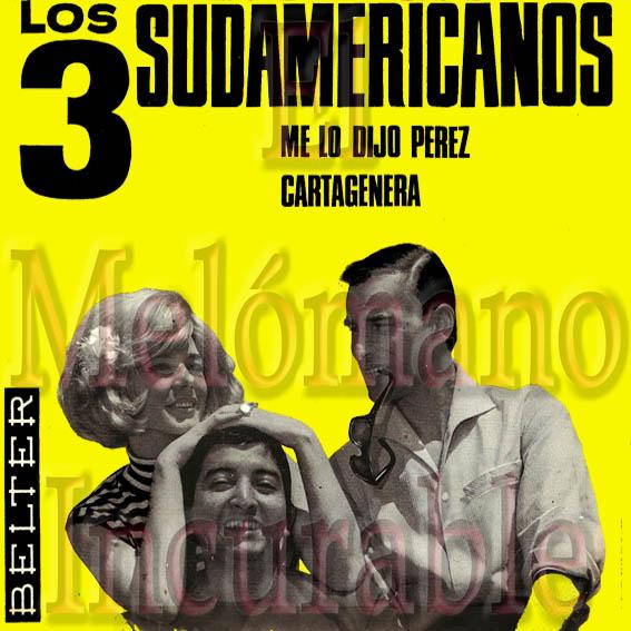 LOS TRES SUDAMERICANOS 2