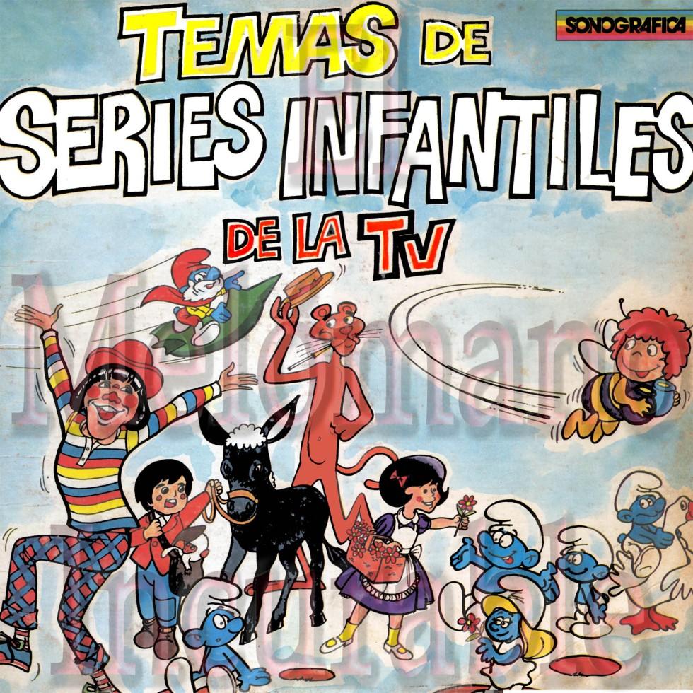 SERIES INFANTILES DE LA TV copia