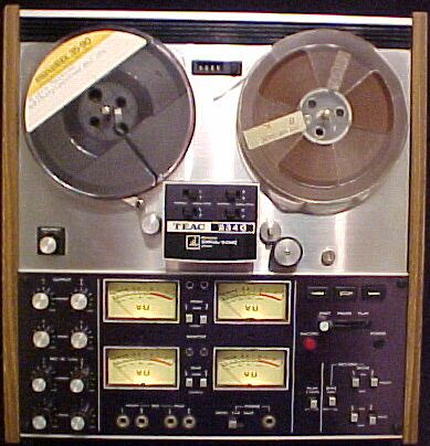 TEAC 2340 Reel to Reel