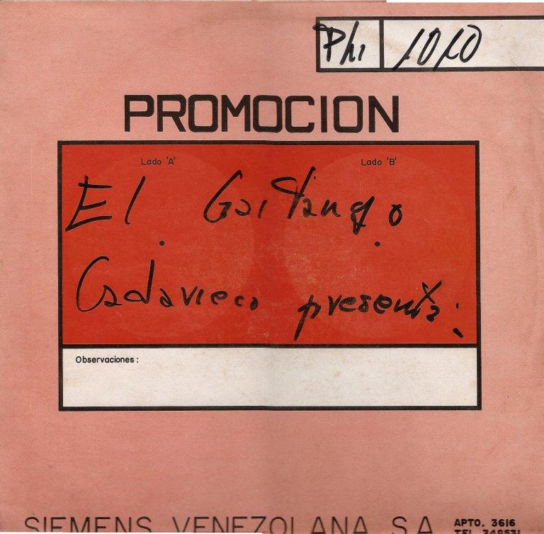 Promocional Gaitango