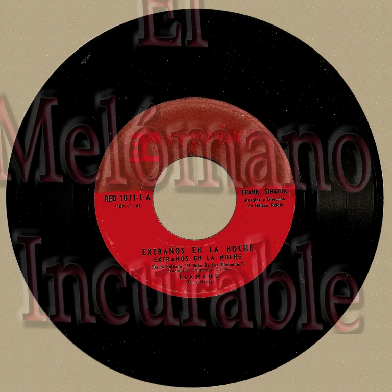 FRANK SINATRA 45 RPM
