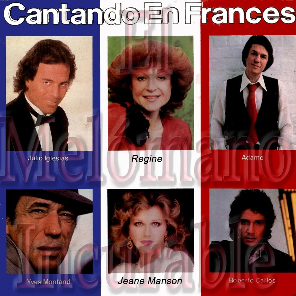CANTANDO EN FRANCES