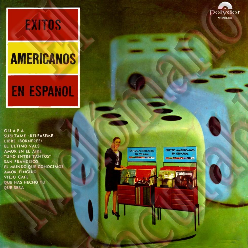EXITOS AMERICANOS EN ESPANOL 1