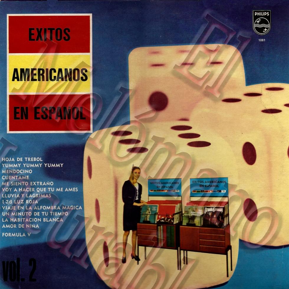 EXITOS AMERICANOS EN ESPANOL 2