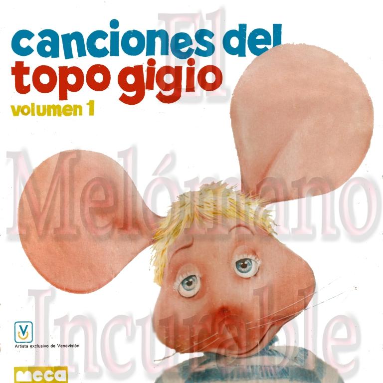 TOPO GIGIO VOL 1